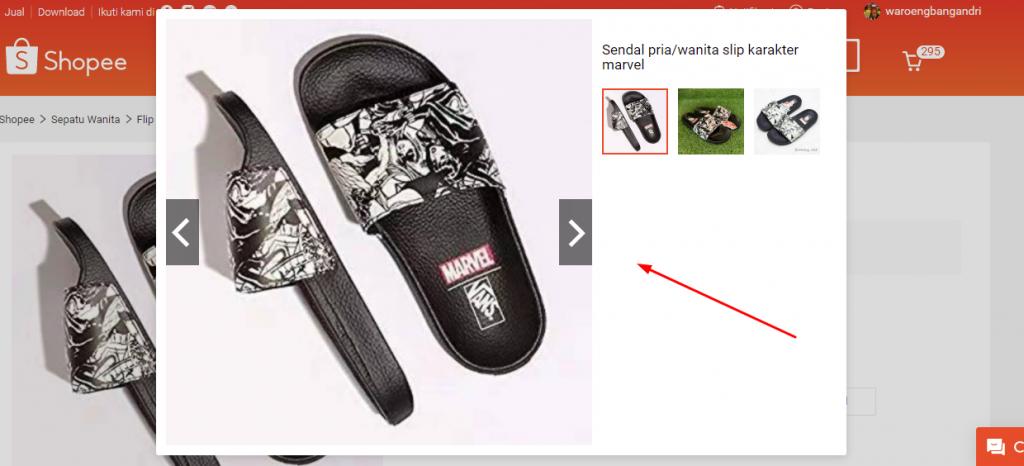 Cara Download Gambar Produk Shopee Di Pc