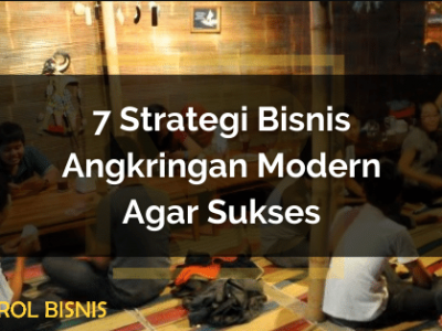 7 Strategi Bisnis Angkringan Modern Agar Sukses