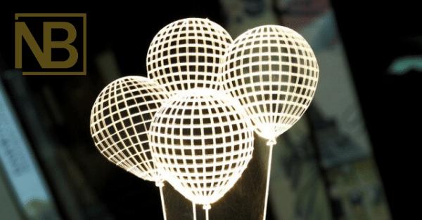 Ide Bisnis Kreatif dan Unik Lampion Akrilik