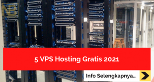 5 VPS Hosting Gratis 2021