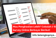Mau Penghasilan Lebih Cobalah 7 Situs Survey Online Berbayar Berikut!